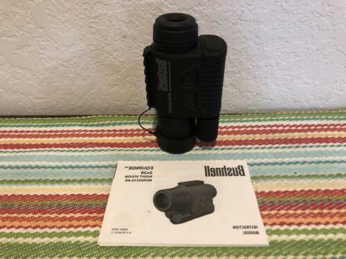 Bushnell 28mm Equinox Gen 1 Vision Monocular