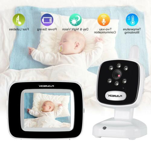 "3.5"" Monitor Video Night Security Camera"