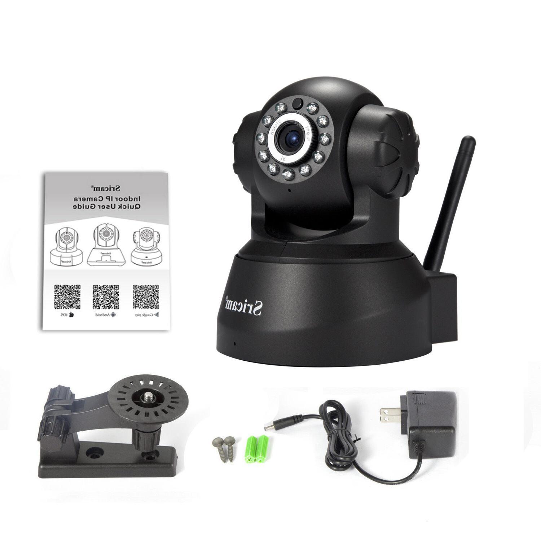 3 Set Sricam Camera Security Night Vision Cam