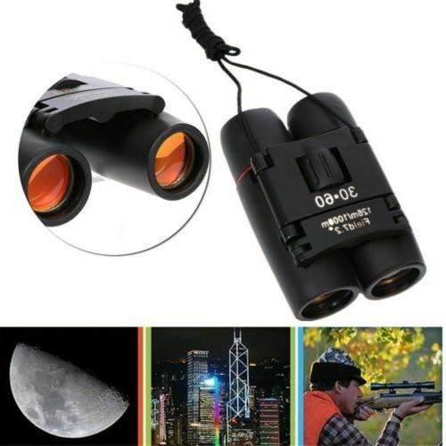 30 Day Vision Binoculars Hunting Optics + Bag