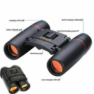 30 Day Binoculars Hunting Optics Telescope + Bag
