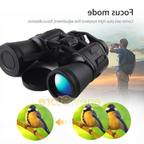 30x50 Binoculars