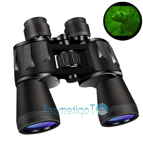 30x50 zoom day night vision outdoor binoculars