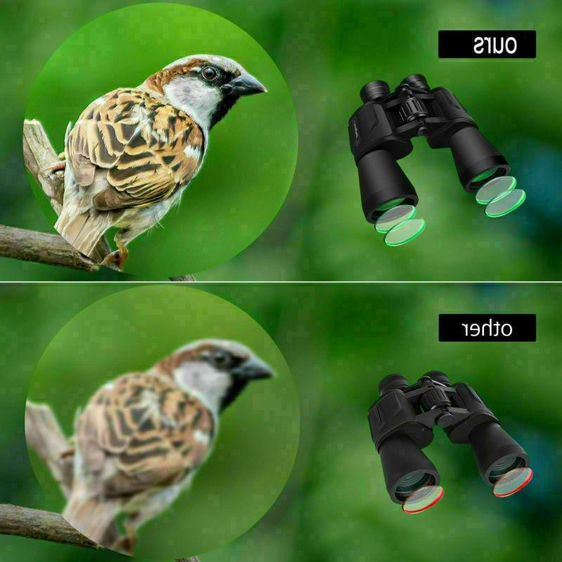 30x50 Vision Outdoor HD Binoculars