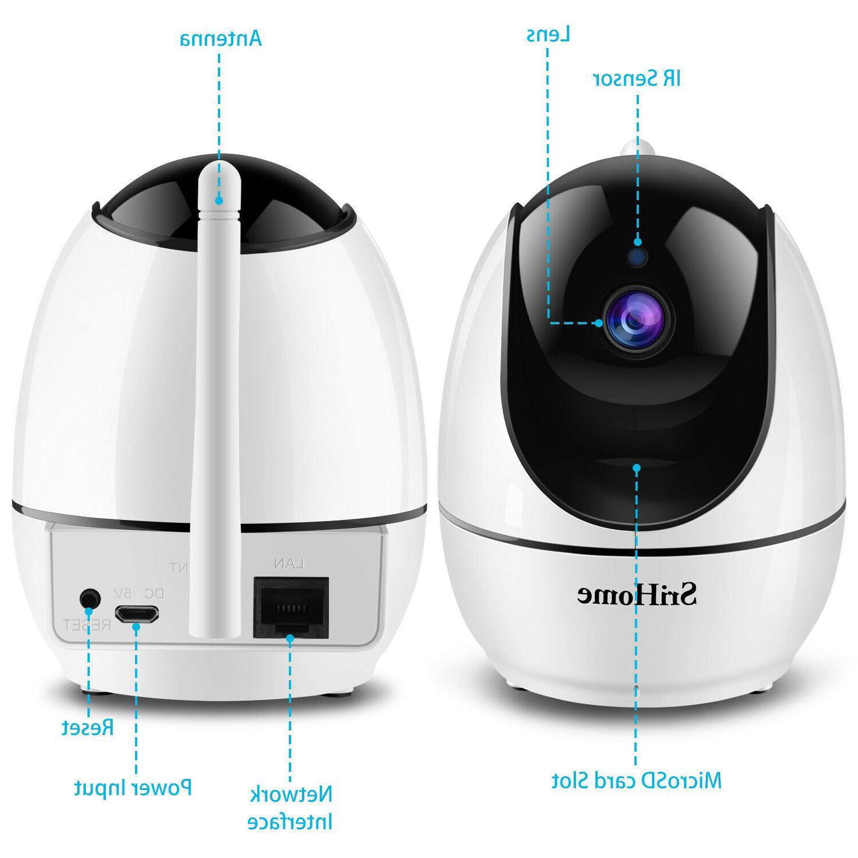 1080P WiFi Indoor Security