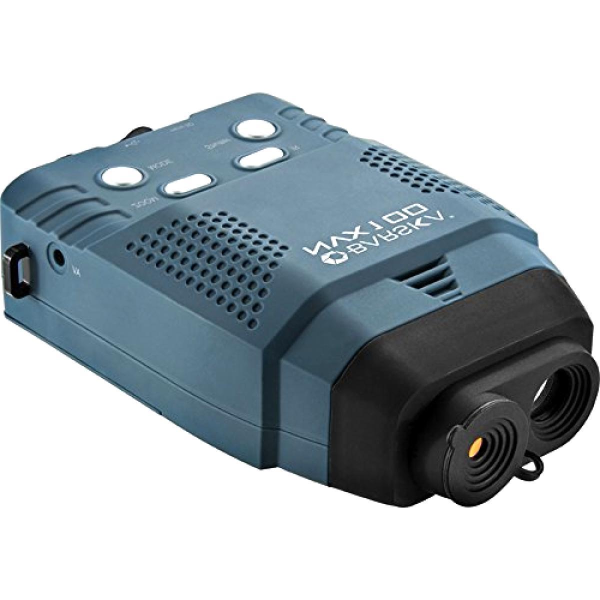 3x digital night vision monocular optics scope