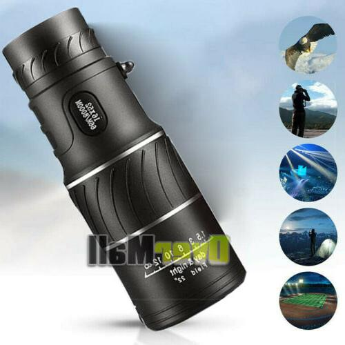 40X60 Binoculars with Night Power