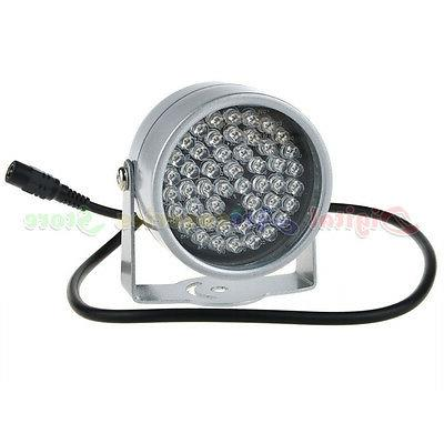 2pcs LED IR Vision Light Security Camera