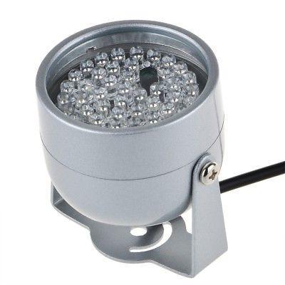 2pcs 48 Illuminator IR Light for Security CCTV Camera