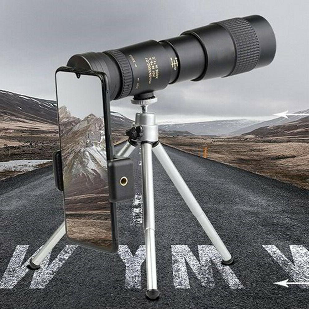 4K 10-300X40mm Zoom Night