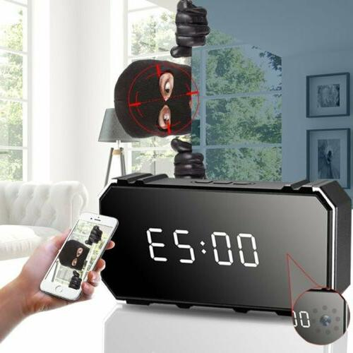 4K Hidden DVR IR Motion Surveillance Night Security Camera