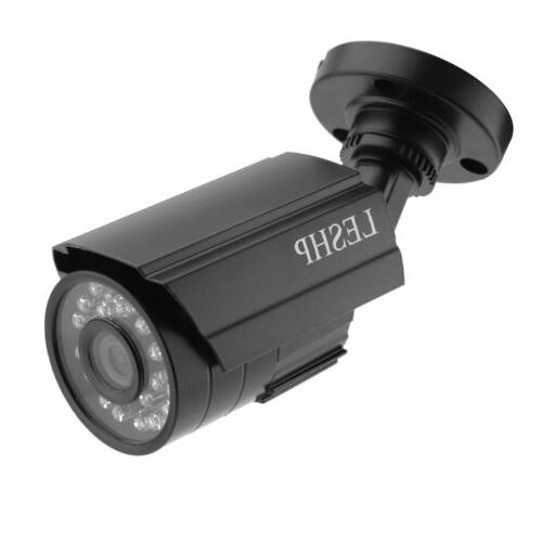 4pcs Bullet Security Camera Night 5IN1 MA