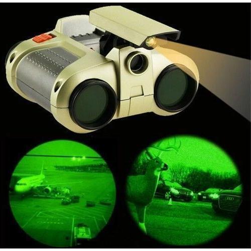 4x power binoculars see in the dark