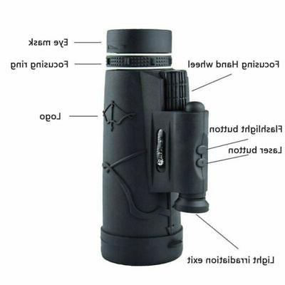 50X60 Magnification Portable Monocular Night Prism