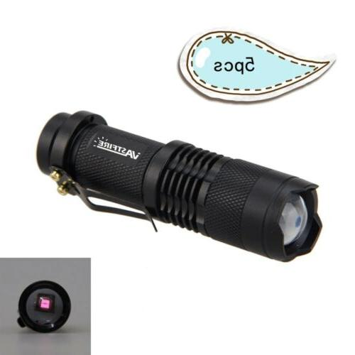5W LED Flashlight Handheld Infrared Vision Hunt Torchs Outdoor