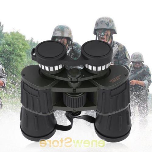 30x50 Zoom Vision Outdoor Travel Binoculars Hunting