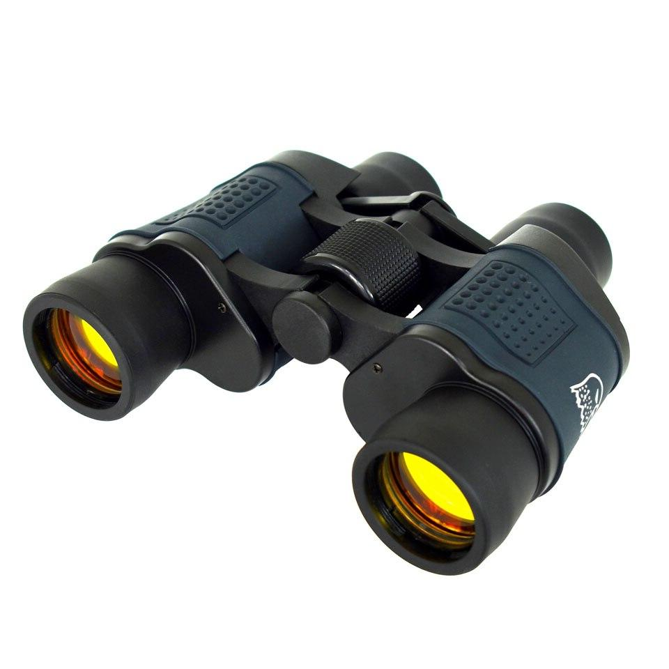 60x60 Hunting <font><b>Binoculars</b></font> Telescope Vision for Field Work Protection