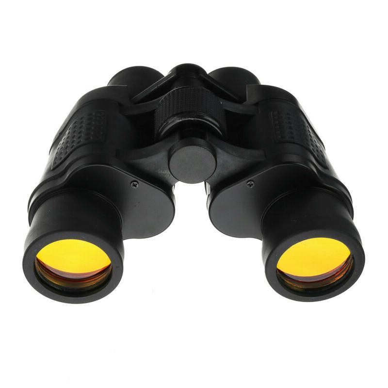 60X60 Zoom Binoculars Vision Hunting Telescope +Bag