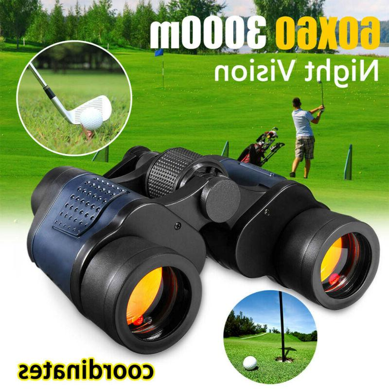 60X60 Vision Travel Hunting +Bag