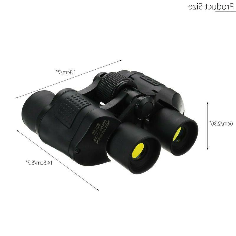 60X60 Zoom Telescope + Case SET