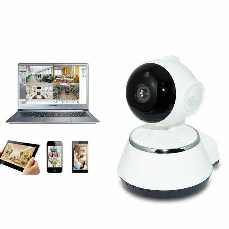 WiFi Security Home Webcam Night