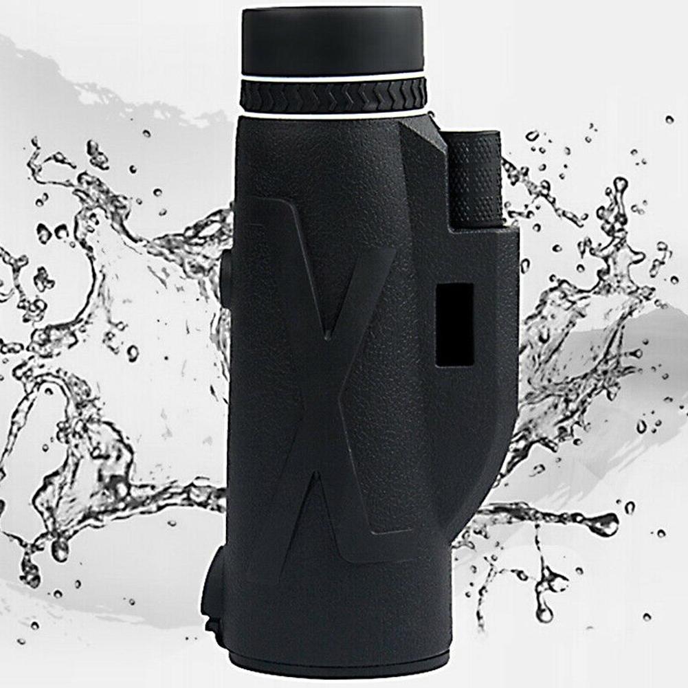 80x100 Optical Lens Adjustable HD Zoom Waterproof Camera