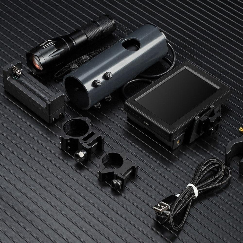 850nm Infrared <font><b>Night</b></font> Device Sight Waterproof A