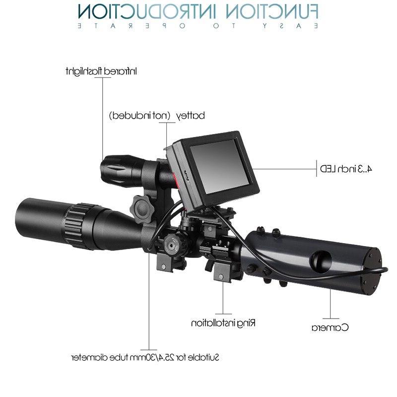 850nm Infrared LEDs IR <font><b>Night</b></font> <font><b>Vision</b></font> Scope Sight Cameras Waterproof Wildlife Cameras A