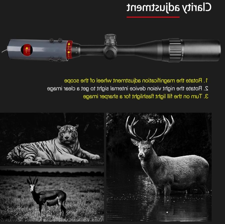 850nm Night Vision Device Scope Sight
