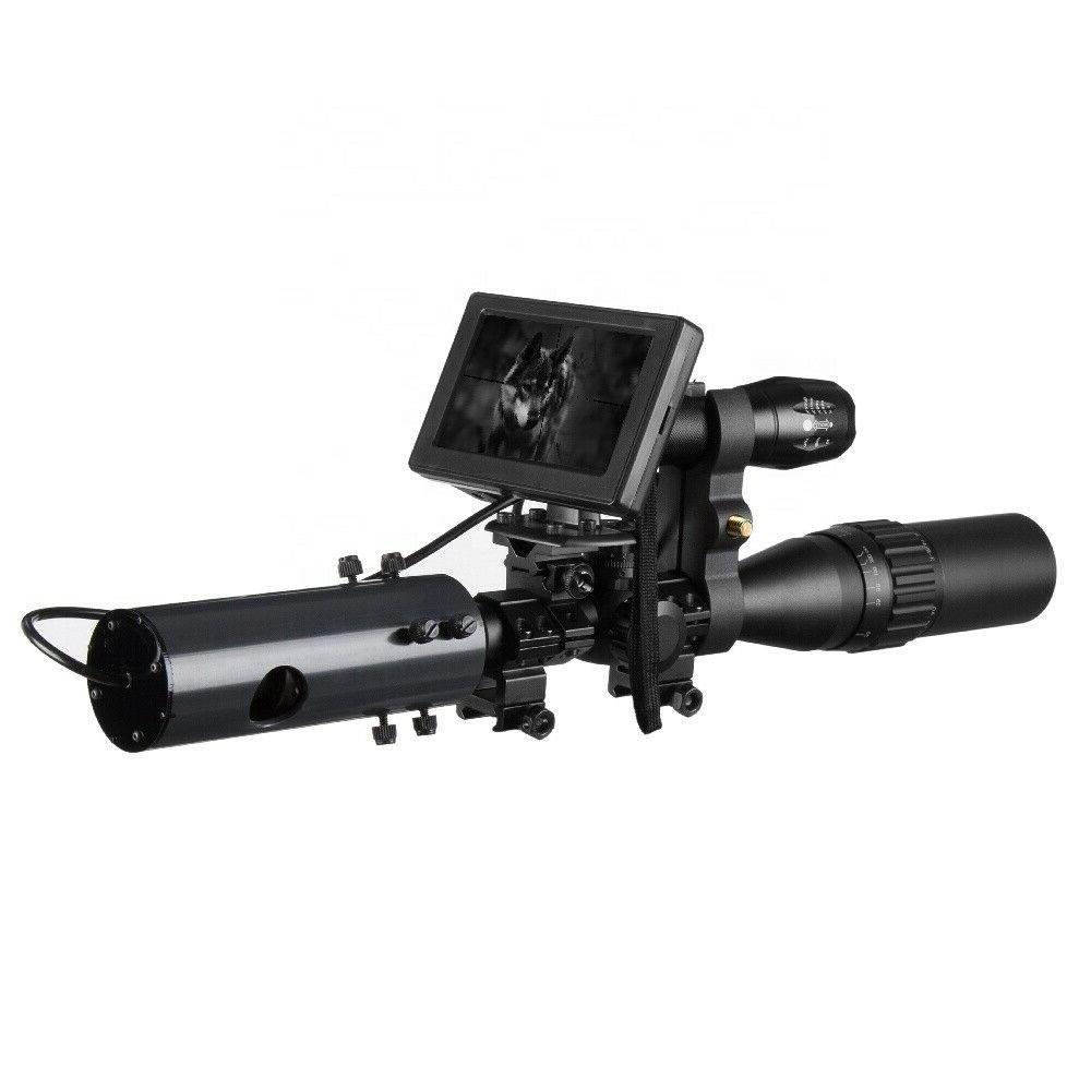 850nm IR Night Vision Device Sight Cameras Waterproof