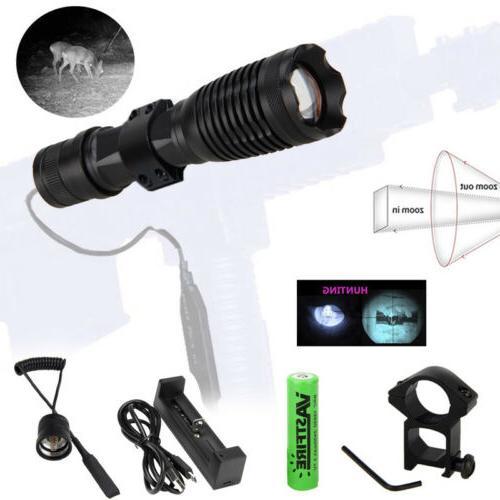 940nm illuminator Infrared Light Vision Predator Torch+Scope