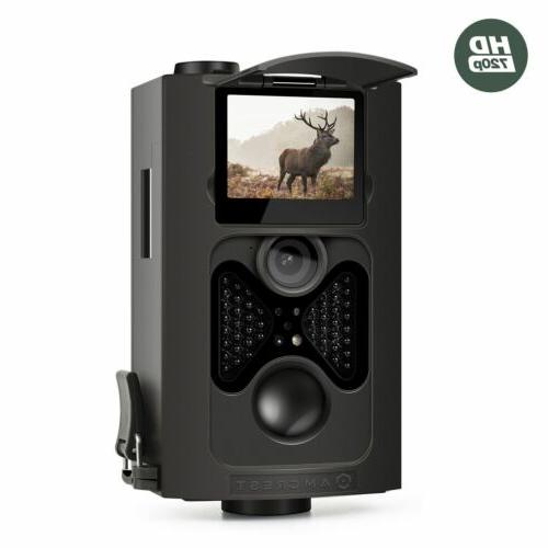 Amcrest ATC-802 720P HD Game and Trail Hunting Camera - 8MP
