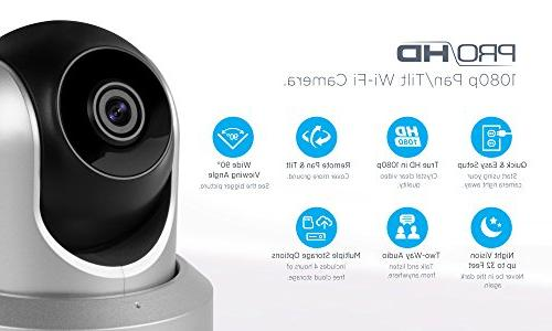 Amcrest ProHD 1080P Wireless IP Camera - 1080P IP2M-841 ,