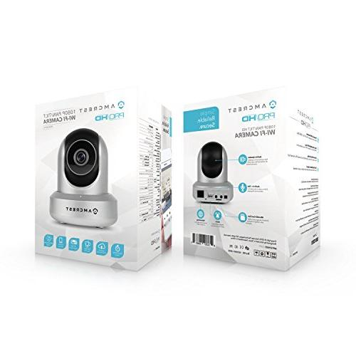 Amcrest ProHD 1080P Wireless IP - , , Works with