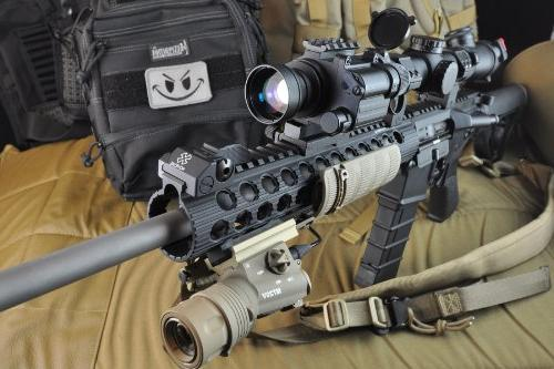 Armasight CO-Mini GEN Ghost MG Night with