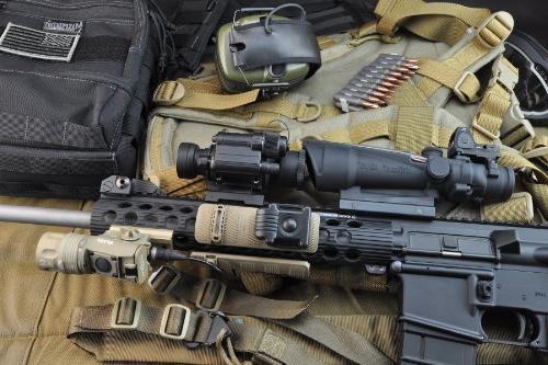 Armasight MG Film Less Auto-Gated IIT Compatable GEN Night Range