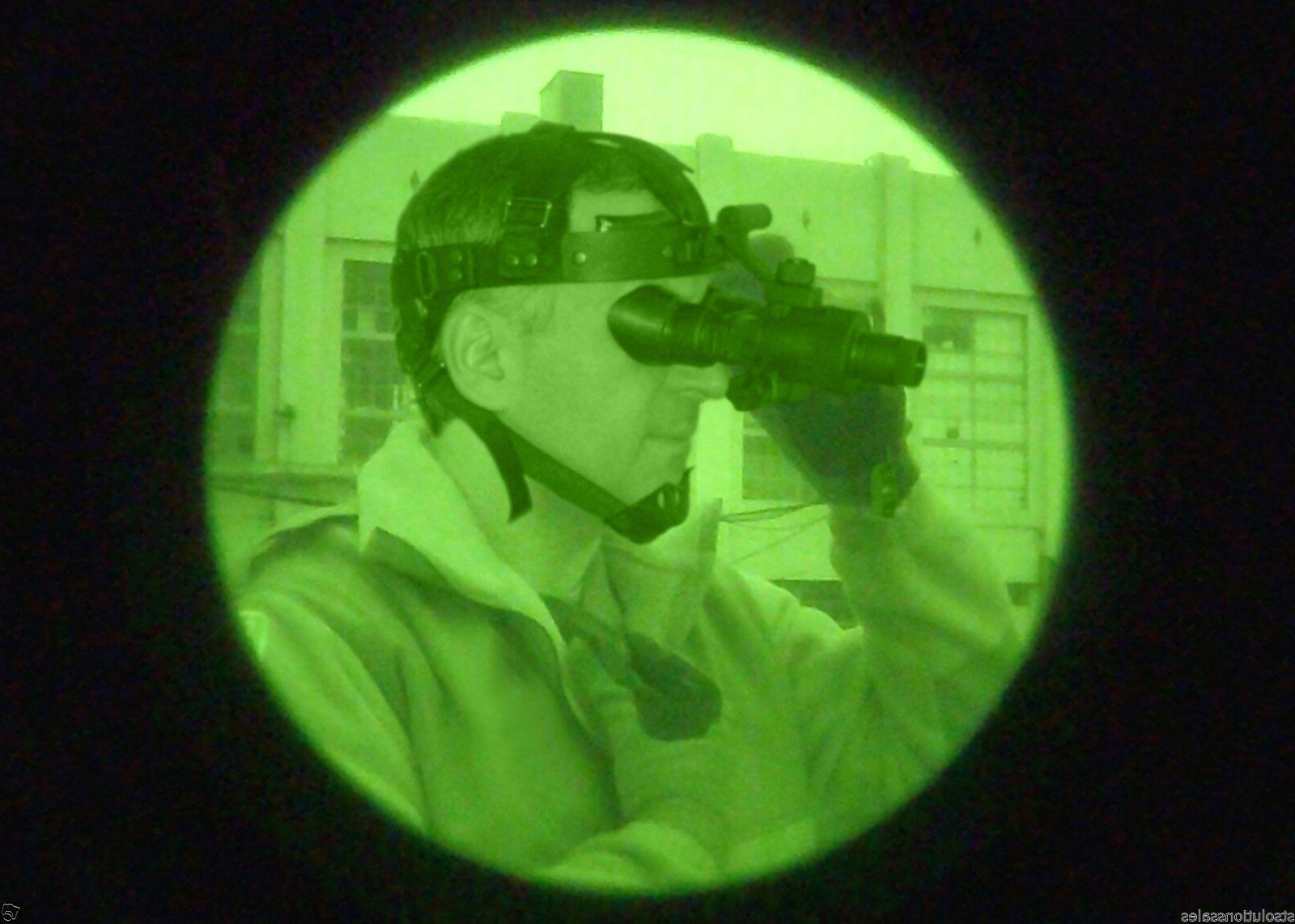 Armasight Nyx-7 Night Vision Gen 2+