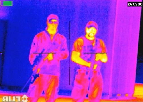 Armasight FLIR Zeus 336 Rifle with 2