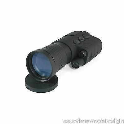 Bering Optics BE18760 HiPo 7.0X Digital Night Vision Monocul
