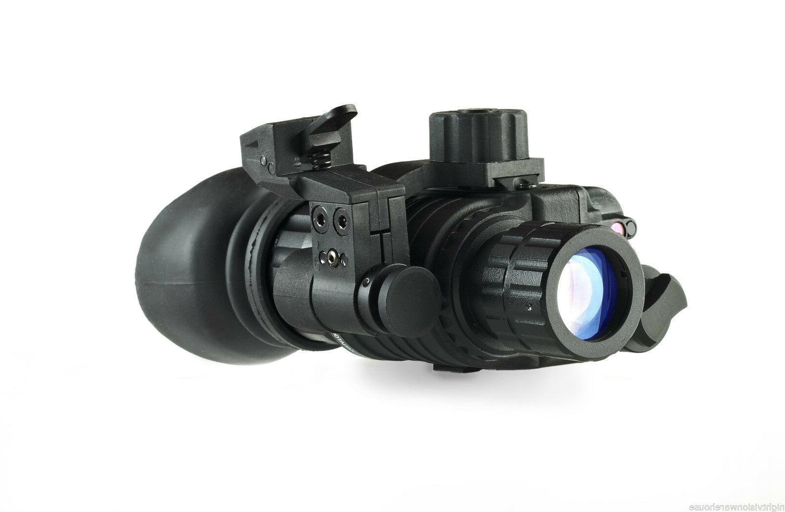 Bering Ocelot 1.0x24 Gen Night Vision Monocular with