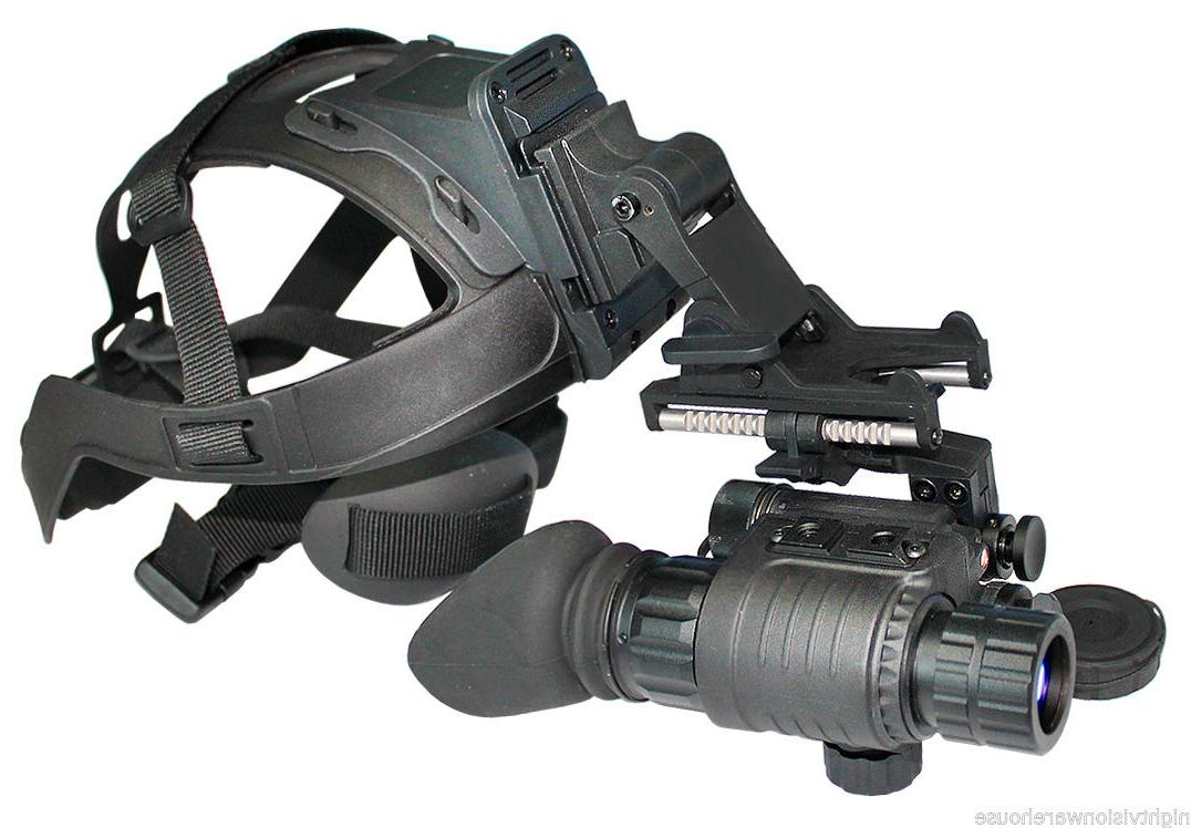 Bering Optics Ocelot Gen Night Monocular with