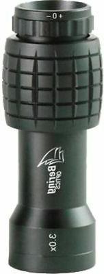Bering Optics Tactical 3x Magnifier, Black BE43039 Night Vis