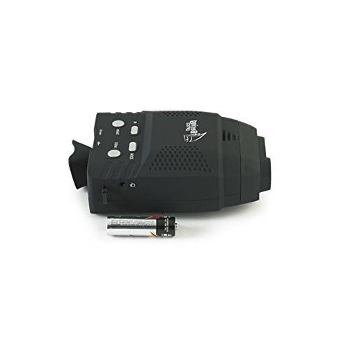 Bering 1.0X-2.0X Zoom Vision Camera, Black
