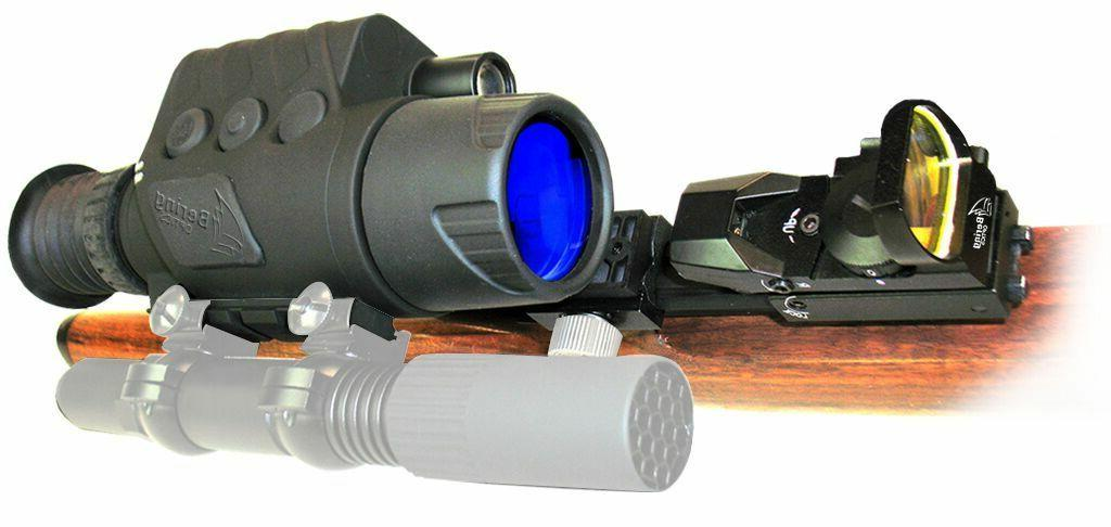 Bering 2.6x44 I Night Vision Kit