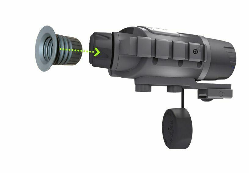 Bering Optics 2.6x44 I Vision Kit