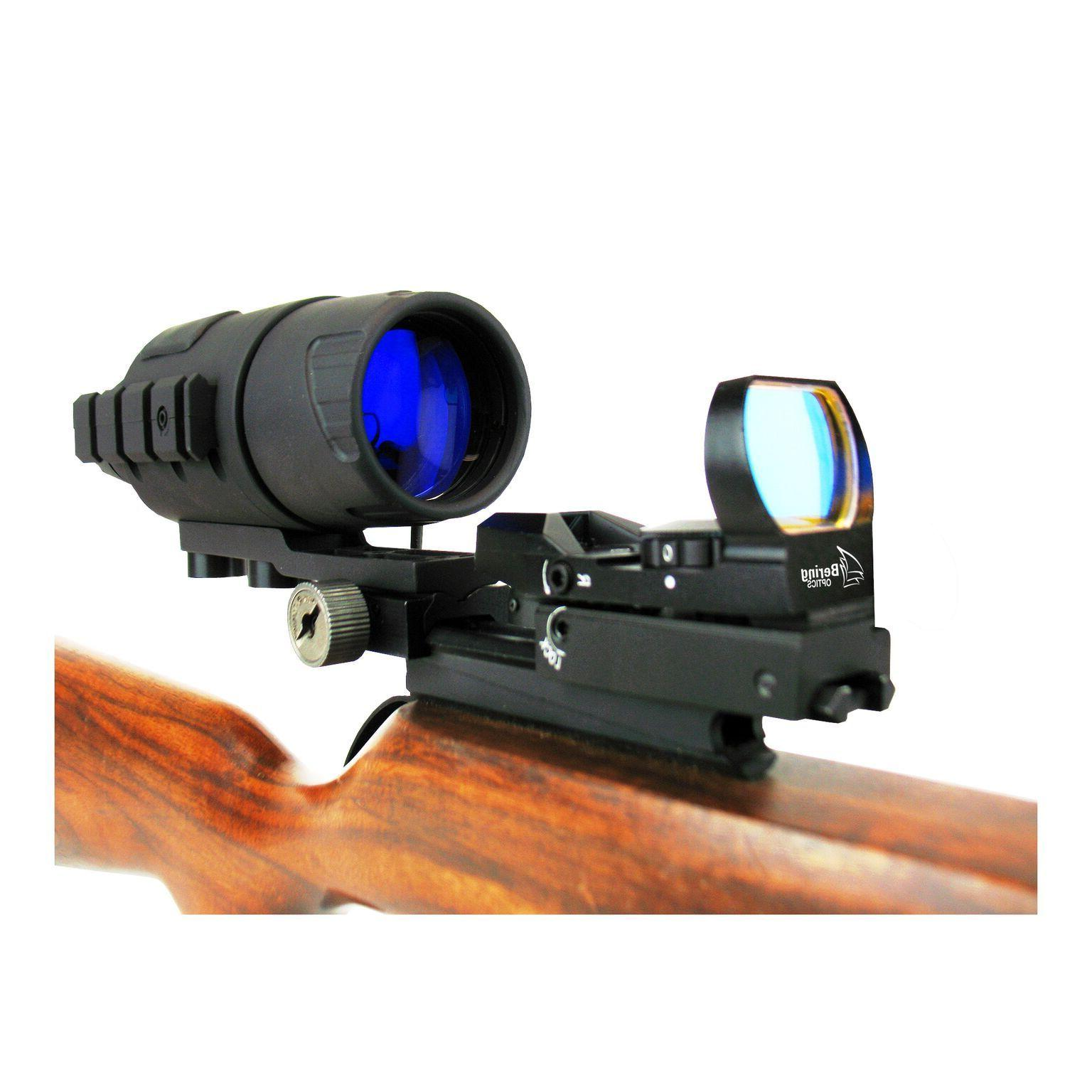 Bering Optics eXact Precision 2.6x44 Gen. I Night Vision Mon