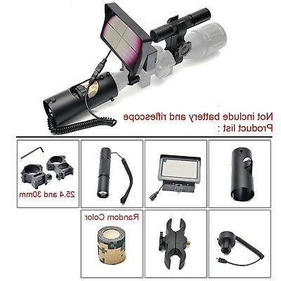 Bestsight Vision CCD and Flashlight