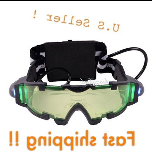 Call of Duty Black Ops 1 2 3 Styled Night Vision Goggles Gla