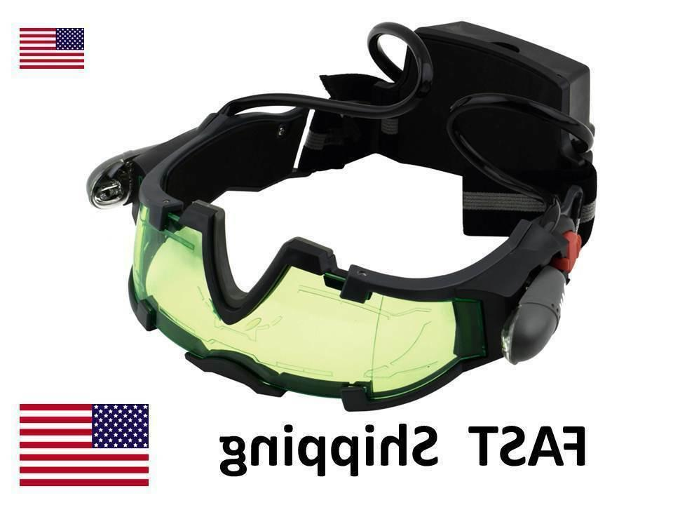 Call of Duty Black Ops 2 3 Styled Night Vision Goggles Glass