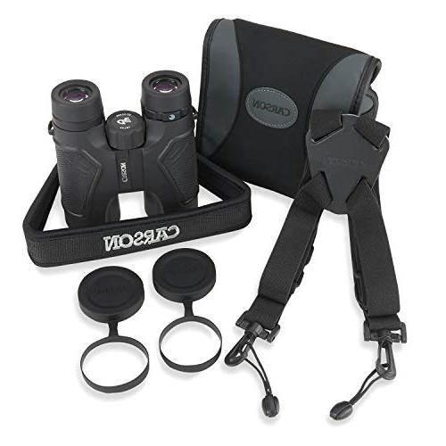 Definition Binoculars ED Glass, Black